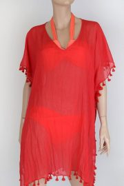 amnesia_kaftan_chilli_red_front
